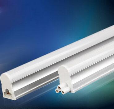 LED T5 Tube 220V/110V 9W/ 600mm/ Linkable /No Dark Zone /Under Cabinet / Kitchen/ Showcase Lighting Fixture For Home 4PCS/LOT(China (Mainland))