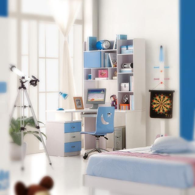 Envío gratis muebles de dormitorio infantil combinación estantería estantería...
