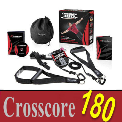 Crosscore 180+Color Box+ Brown band+Fitness+Rope+Hardcover +Military+P3 Pro Fitness + Rope+ Gymnastics DHL Free Shipping(China (Mainland))