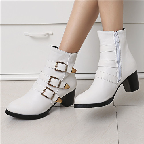 punk rock women's boots - ChinaPrices.net