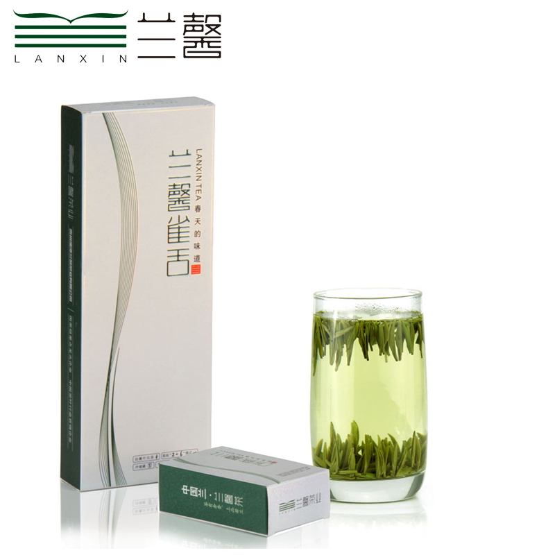 2014 tea buxus 60g before qinming green tea gift box <br><br>Aliexpress