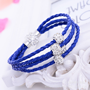Женщины Bracelets Кожа PU является высокотехнологичным и высокосортным продуктом. ...