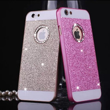 Hot Sale Show brand power wonderful colors bling hard plastic back cover phone case for iphone 5 5s PT1728(China (Mainland))