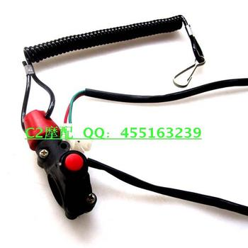 4wd atv refires accessories pull cord switch double turn off switch