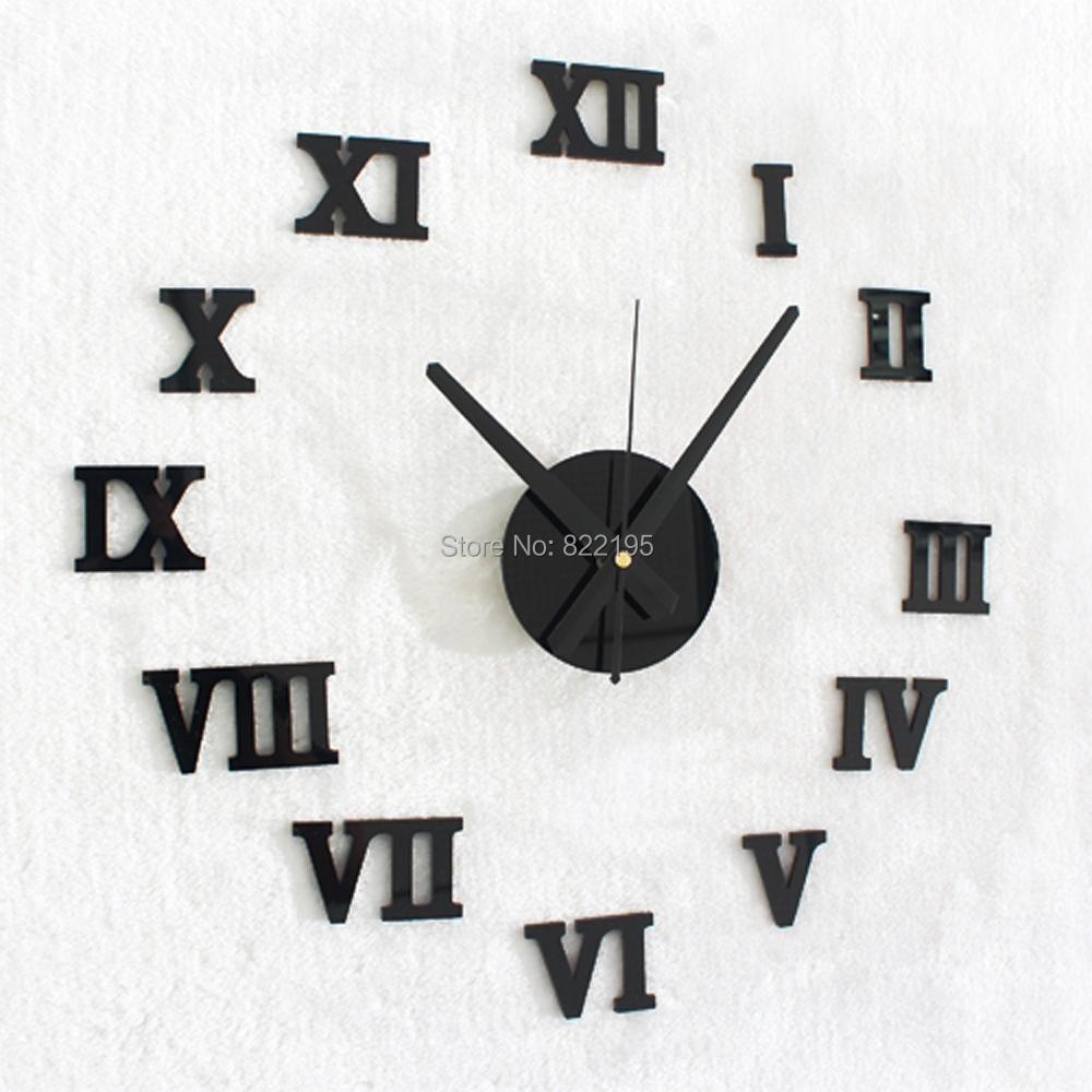 Reloj de pared de cuarzo compra lotes baratos de reloj - Mecanismo reloj pared barato ...