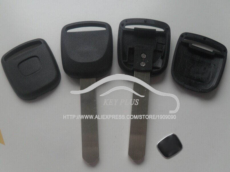 Replacement Blank Case Fits For Honda Transponder key shell With TPX Place(China (Mainland))