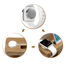 Apple watch bracket Watch smart seat Apple watch charge Free shipping(China (Mainland))