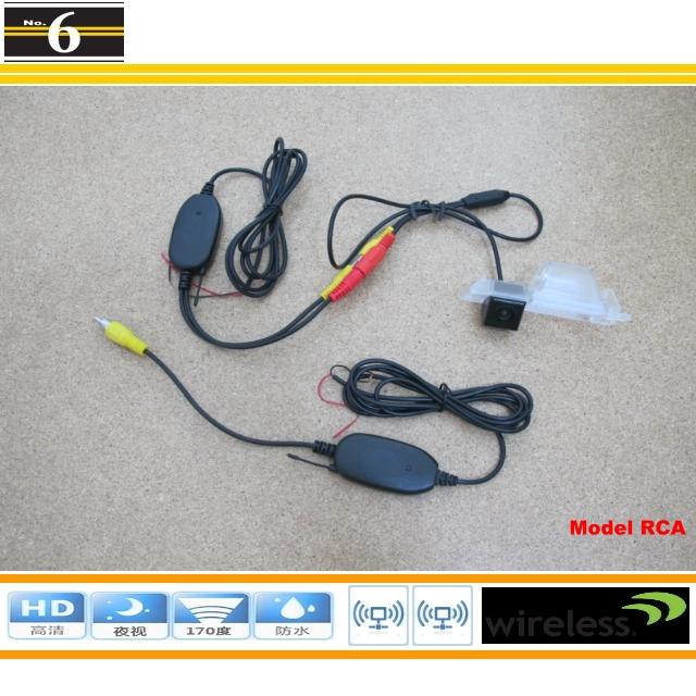 Wireless Car Rear Camera For MINI R55 Clubman Coupe 2007~2011/ Reversing Park Camera /Rear Back Up Camera /DIY Easy Installation(China (Mainland))