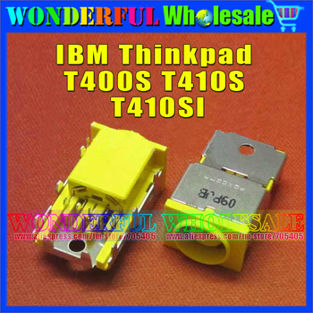 Freeshipping Original New Laptop DC Power Jack for IBM Thinkpad T400S T410S T410SI
