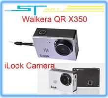 2014 New Original Walkera iLook camera for quadcopter QR X350 pro Drone heliopter VS Gopro hero 3 2NEW Drop shipping wholesale