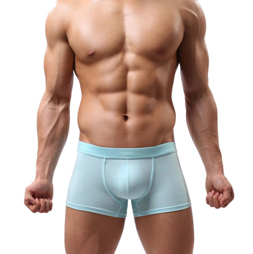 Best Deal New Sexy Underwear Men Men's Briefs Shorts Bulge Pouch soft Underpants 1pcs(China (Mainland))