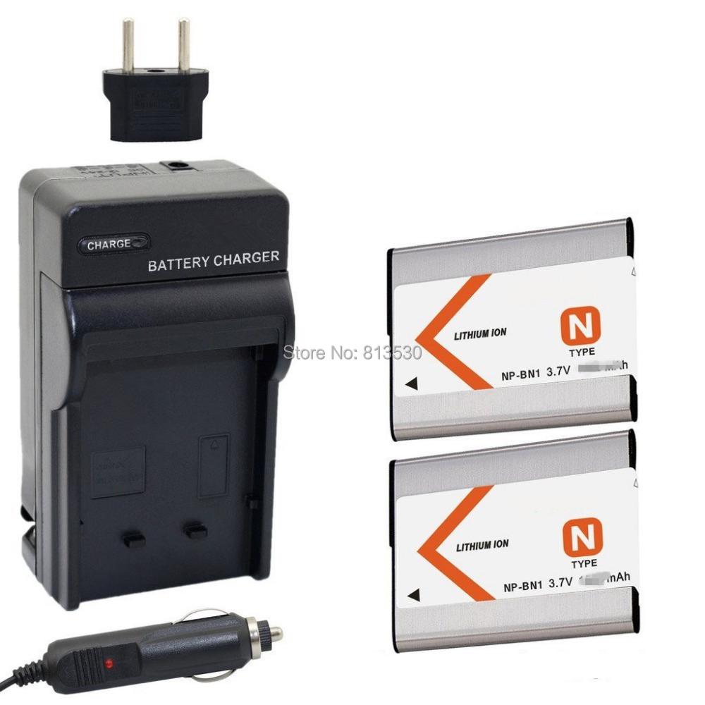 Батареи для камеры из Китая