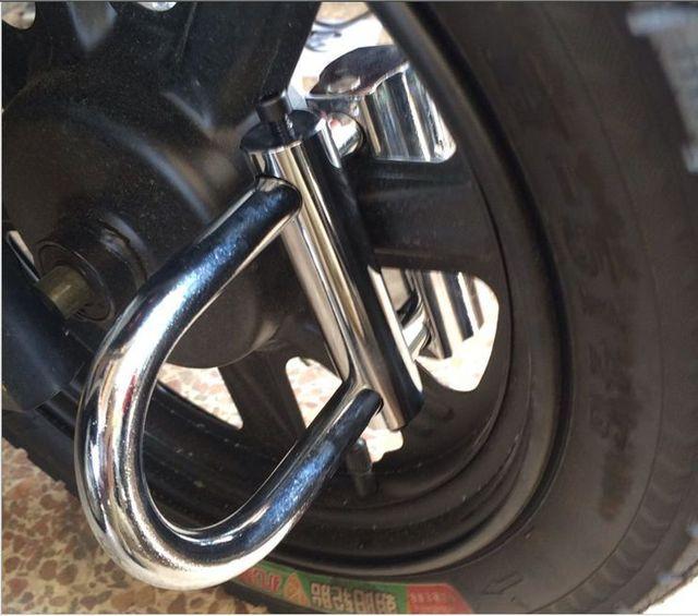 buy bicycle lock motorcycle lock u lock motorcycle locks anti theft lock card. Black Bedroom Furniture Sets. Home Design Ideas