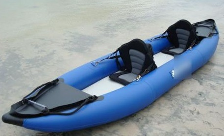 Advanced Frame Inflatable Kayak , Inflatable Boat , Rowing Boat , Racing Boat(China (Mainland))