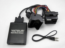 Yatour Car CD Player USB SD MP interface with Bluetooth handsfree for BM2 + BTM(China (Mainland))