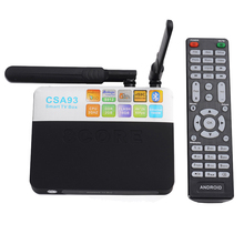 Buy Original Amlogic S912 CSA93 Octa Core Android 6.0 TV Box 2GB/16GB Dual WIFI BT4.0 KODI 17.0 H.265 4K Media Player for $66.36 in AliExpress store