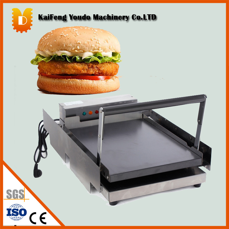 Double Layer Electric Hamburger Machine Burger Maker: Hamburger Machine Promotion-Shop For Promotional Hamburger