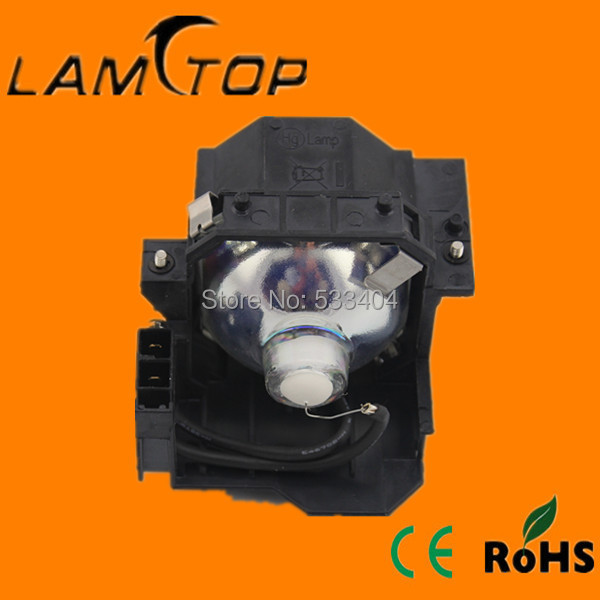 FREE SHIPPING  LAMTOP Hot selling  original lamp  with housing   ELPLP42/V13H010L42   for   EMP280<br><br>Aliexpress
