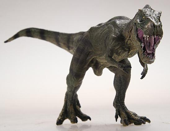 1 pcs Jurassic Park Carnivorous Dinosaurs Toy Tyrannosaurus rex Classic Toys For Boys Collection Animal Model Good Quality