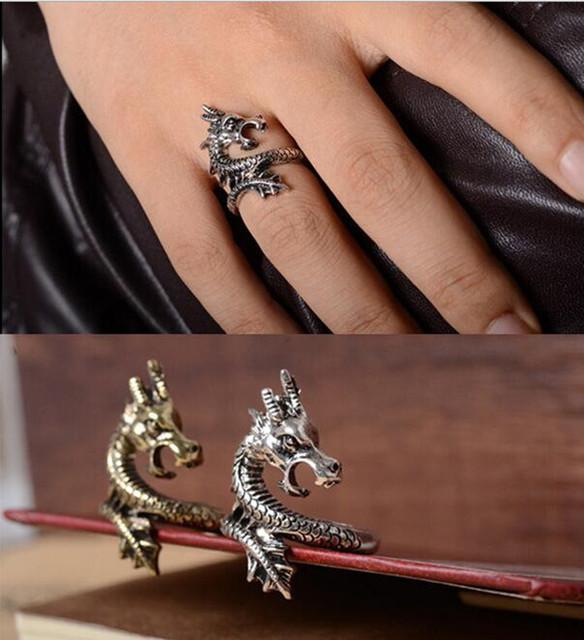 Продажа 2015 новое поступление подвески панк мода преувеличенные кольца для мужчин ...