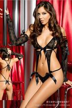 2015 Promotion Real Bikini Underwear Women Sex Products Liang Lixiu Sexy Lingerie Temptation Three Point Lace Underwear F151