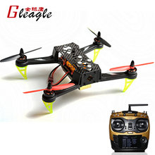 Free Shipping Global Eagle X3 250 FPV Quadcopter RTF Set W/ Hand Carry Case( 9CH RC /CC3D /2206 Brushless Motor /15A ESC)