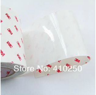 """10cm 3""""inch Wide Original 3M Car Rhino Skin Protective Protection Film Sticker for Car Door Rim Body 30meter/lot Free Shipping(China (Mainland))"""
