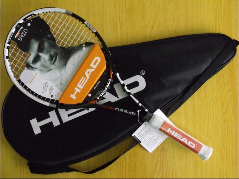 Brand New Djokovic Head Tennis Racket 100% Carbon Head Speed 300 Series YouTek L5 Tennis Rackets Racquets Tennis Sport Equipment(China (Mainland))