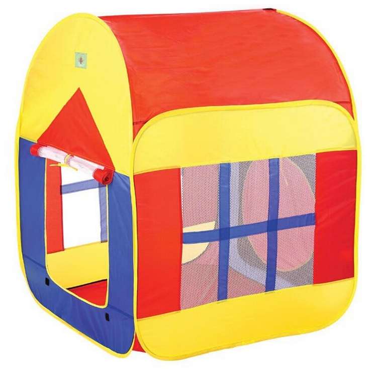 Colorful Casa Tent Children Beach Play House Indoor&Outdoor Toys Multi-Function Baby Tents Foldable Kids House With Window(China (Mainland))