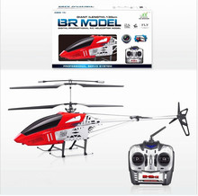 130cm BR6508 3.5CH 2.4G large rc helicopter with camera