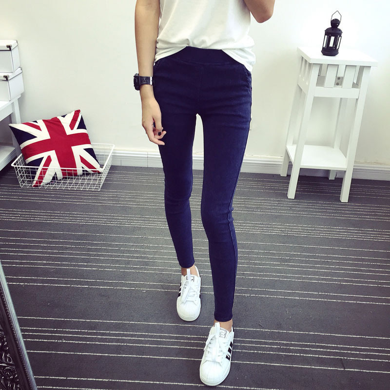 Женские джинсы 2016 Jeggings