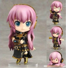 Buy 2016 Japanese Anime Figure Cute Nendoroid Doll Megurine Luka Action Figure 93# face transplantable Model Toy 10cm for $17.85 in AliExpress store
