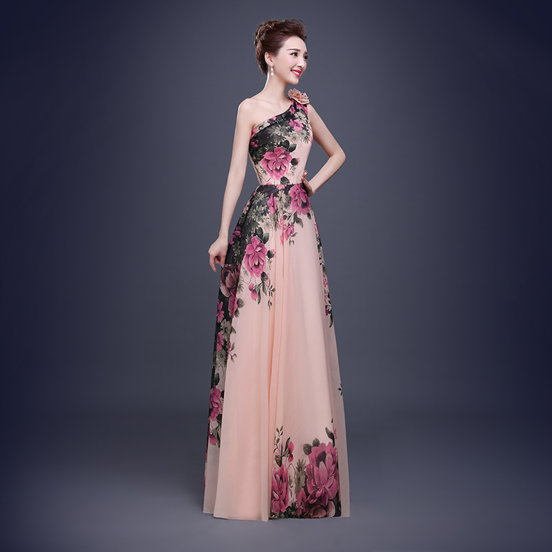 Floral Mother Of The Bride Dresses - Ocodea.com