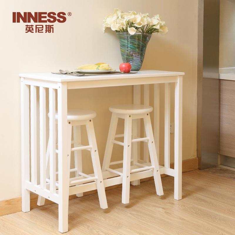 Sala de jantar pequena com barzinho id ias interessantes para o design do quarto - Mesa plegable pequena ...