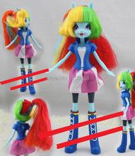 HORSE Girls Rainbow Dash