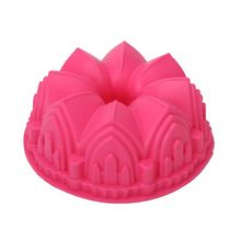 Large crown silicone cake mold microwave baking tools novelty cake molds bread moulds   SCM-003-4(China (Mainland))