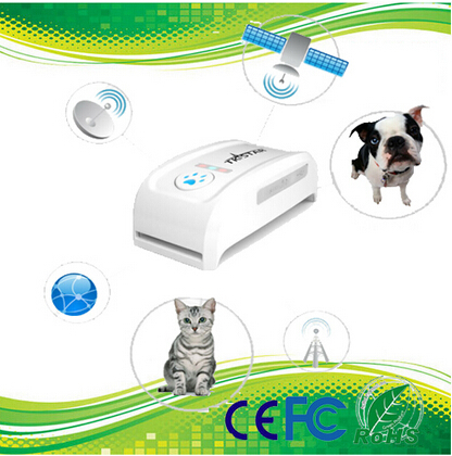 ET09 Long Battery life Mini GPS Dog Tracker Device can insert Collar Real time GSM GPRS Tracking System Free Tracking Software(China (Mainland))