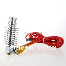 Geeetech Assembled all Metal short-distance J-head hotend with heat wire for 3D Printer bowden extruder RepRap MakerBot