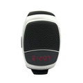 Portable Wireless Bluetooth Speaker Watch Multi functional Bracelet with MP3 Music Player Hands free call