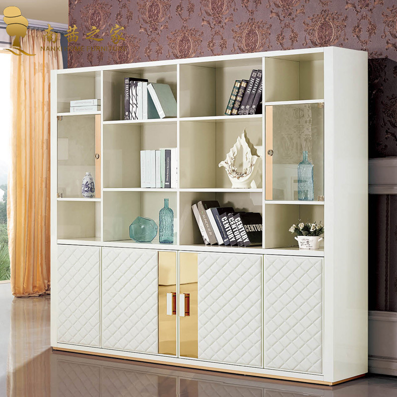Italian design home furniture bookcase wooden cabinet office filing cabinet(China (Mainland))