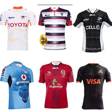 New Zealand Super Rugby Auckland Blues Rugby Jersey 2016 Home Maori Shirt NRL Otago hommes shirt brode sublime Jersey(China (Mainland))