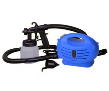 New 650W 3-ways Spray Gun HVLP DIY Professional Painting Paint Sprayer Free Shipping (China (Mainland))