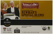 2015 Newman s Own Organic coffee specially integrated 12 pieces capsule free shipping