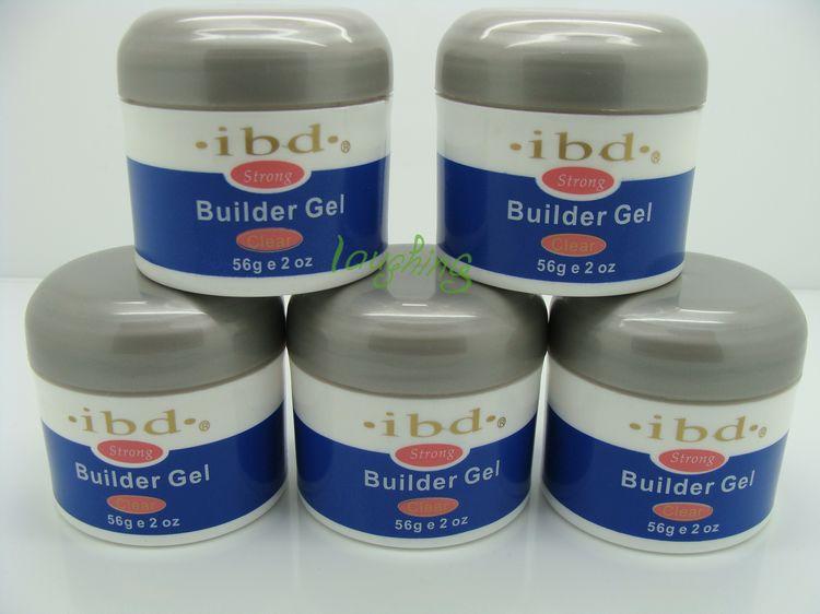 10pcs/lot 2oz  Clear  UV Gel Nail Art Builder Set Glue False Tips Free Shipping<br><br>Aliexpress