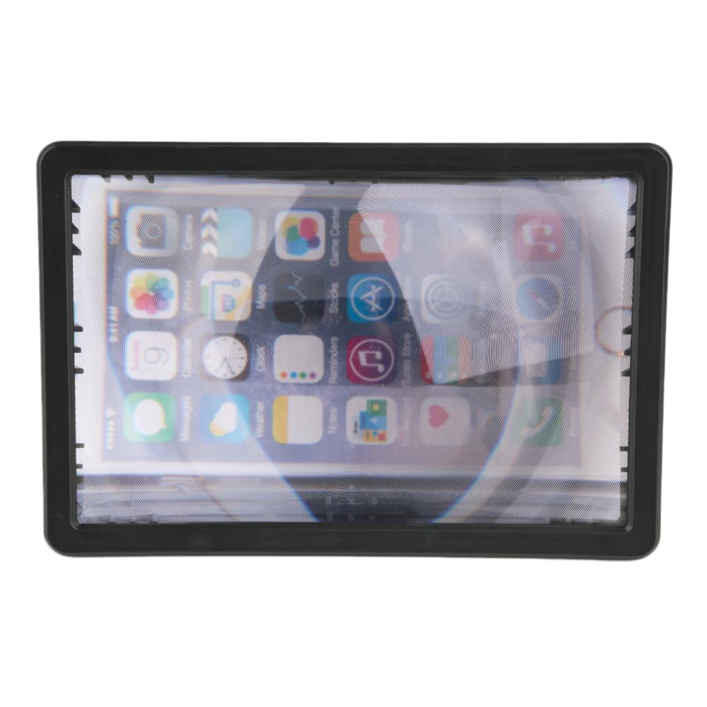 HD Screen Folding Amplifier Folding Mobile Phone Screen Amplifier Magnifier 3D Folding Enlarged New<br><br>Aliexpress