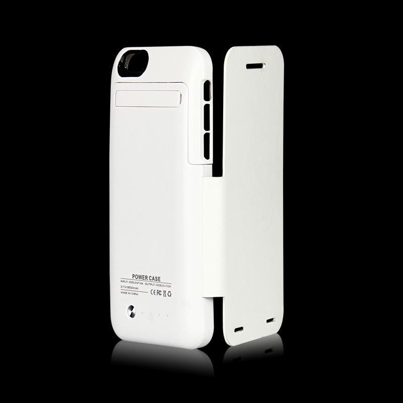 Back up Power Bank Charger Pack For Iphone 6 Fast Charging Port Station Slim Fit Slider Design Full Body Protection Kickstand(China (Mainland))