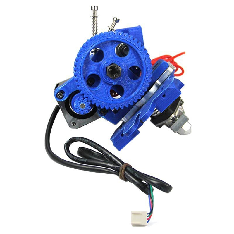 GT1  3d printer matel j-head extruder 0.3/0.35/0.4/0.5mm hotend nozzle for 1.75/3mm PLA/ABS filament<br><br>Aliexpress
