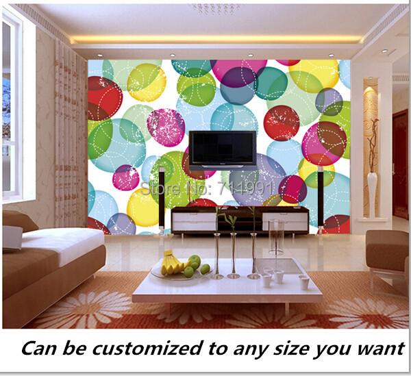 acheter livraison gratuite peintures murales personnalis es rond bulles enfants. Black Bedroom Furniture Sets. Home Design Ideas
