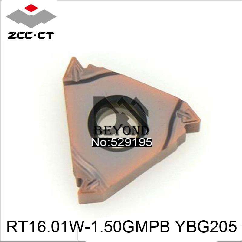RT16.01W-1.5GMPB YBG205, Zcc Cutting Blade,milling Insert Zhuzhou Diamond Original Products, Price Ratio Extremely High