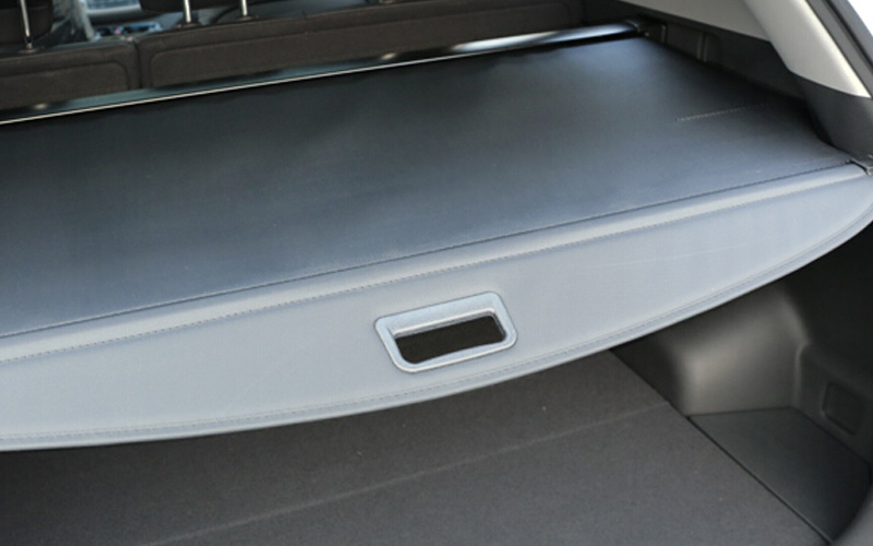 New For Hyundai Tucson 2016   Black rear Trunk Security Shield Cargo Cover